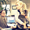 angela/dwight - the office