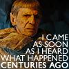 Futurama Spock