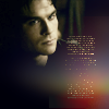 tvd - damon dark
