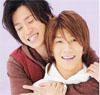 boys hug