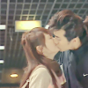 Devil Beside You: Qi Yue and Ahmon kissing.