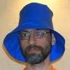 Синее ведерко