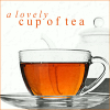 Mlle de Fer: Tea lovely cup