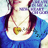 create new heart