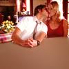 Linda: [Chuck]-Chuck/Sarah kiss