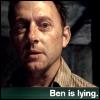lying ben