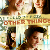 Shawnkyr: Alice - We could do pizza