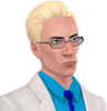 Des: Owen in The Sims 3