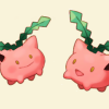 Hoppip friends