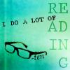 i read a lot