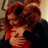wemblee: buffy/willow hug by miakun
