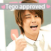 tego approves