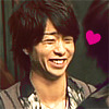 sho sniggers with his creased face.♥♥♥