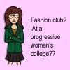 daria women's college