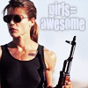 Spiletta42: Sarah Connor