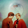a child dizzy on lemonade: merlin  | merlin/arthur