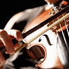 Music: violinist
