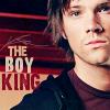 Kristin: Spn (s1 Promo) » Boy King!Sam