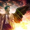 Supernatural - Castiel Glorious