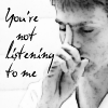 Daniel-NotListening2Me