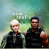 "Swedish for ""Smith"": SG1 Sam!Teal'c2"