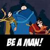 dunderklumpen: Disney_Mulan_Be a man!