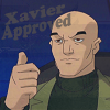 erica_strikes: X-Men Evolution:  Professor X approves!