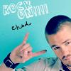 MJ: People: Chad Michael Murray rock on