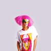 gaga : pink