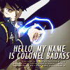 FMA Roy Colonel Badass
