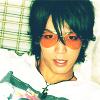 Afrina: KAT-TUN backstage