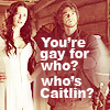 Confessors - Gay for Caitlin