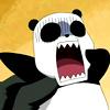 Pheonee: kick the panda