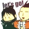 lingfan - let's go!