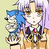 Hand + Sonic
