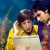 TBBT - Howard/Raj ♥, Geek - Howard/Raj Laptop