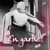 dunderklumpen: Miss Marple_En Garde!_NONSHARABLE
