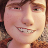 Nikki: httyd» hiccup» such a convincing smile