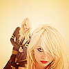 tallie: taylor momsen: yellow double