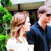 Dani/Jensen walking