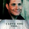 Maria: Dean -