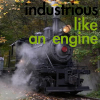 engine, industrious