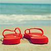 Elle Blessingway: Stock: Summer Flip-Flops