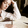 little miss random: Becoming Jane - Writing