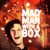 Eleven -- madman with a box