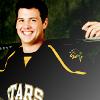 Hockey: Texas//Benn smile =)