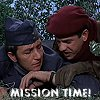 Newkirk and LeBeau, Best Friends, Mission Time!