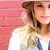 laura: Glee//Dianna hat