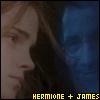 Hermione/James