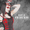 Daffney - not a princess